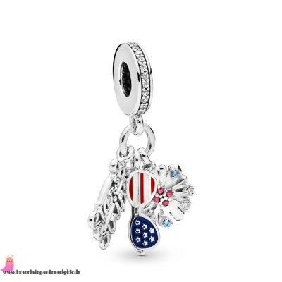 Italia Pandora Saldi American Icons Dangle Charm